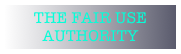 The Fair use Authority