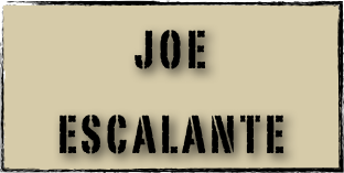 Joe Escalante
